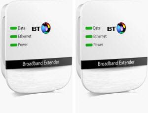 BT's Broadband Extender 200 Kit