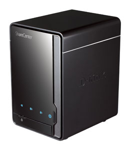 D-Link ShareCenter Pulse