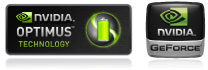 High Performance Graphics Supporting NVIDIA® Optimus™ Technology