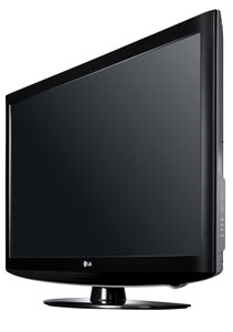 LG 32LD320 32-inch Widescreen HD Ready LCD TV with Freeview