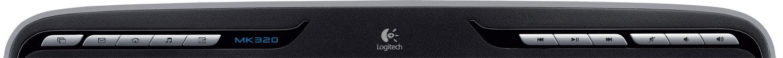 Logitech Wireless Desktop MK320, hot-key shortcuts