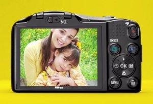 14x optical zoom NIKKOR lens (25mm - 350mm)