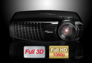 Full 3D 1080p in your own home