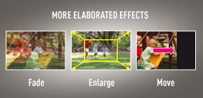 Create and play image slideshows for friends and family.