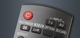 Control your home cinema system and your TV at the push of a button - home viewing has never been more convenient
