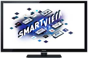 Smart Viera from Panasonic in 2012 is about redefining the way we use TV in a modern age