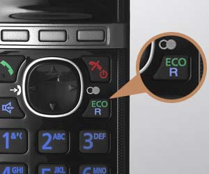 Easy to turn on eco mode