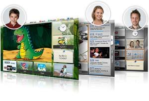 Panasonic ET60 series TVs