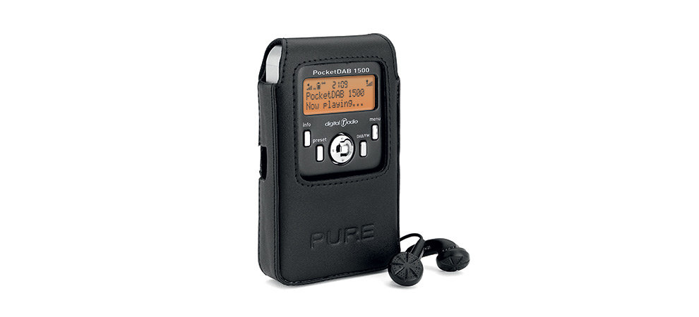 pure pocketdab 1500 rechargeable personal dab fm radio amazon co rh amazon co uk