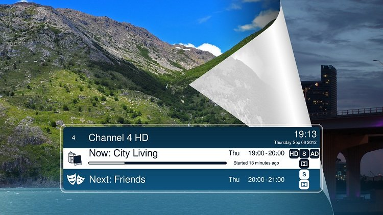 how to connect freeview tv