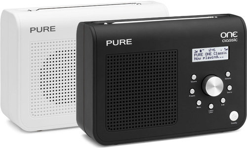 pure one classic series 2 digital dab fm radio with live. Black Bedroom Furniture Sets. Home Design Ideas