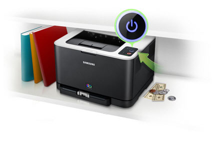samsung clp 325w colour laser printer wireless computers accessories. Black Bedroom Furniture Sets. Home Design Ideas