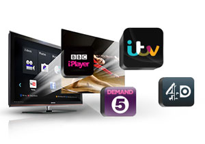 Catch-up TV services