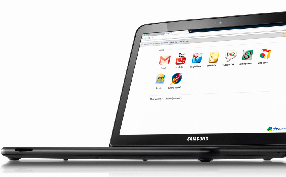 Samsung Series 5 Wi-Fi Chromebook (Arctic White): Amazon ...