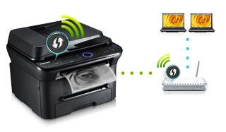 Samsung SCX-4623FW Scanner Driver FREE