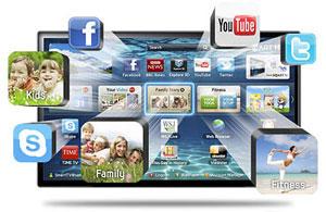 Samsung Smart Hub--Fitness, Kids and Family Story