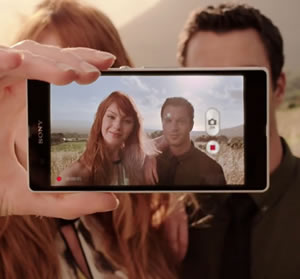 Take perfect photos whatever the lighting conditions with Sony's Exmor RS senor and HDR video