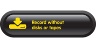 Record without disks or tapes