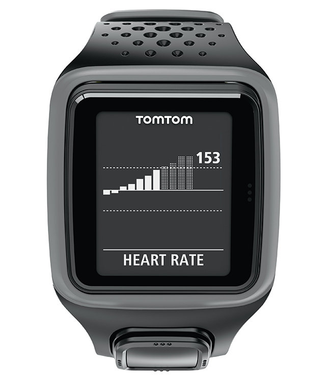 tomtom sports gps runner gps watch grey electronics. Black Bedroom Furniture Sets. Home Design Ideas