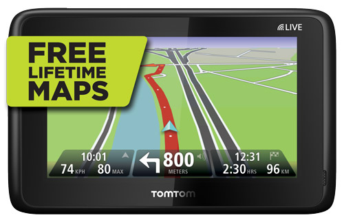 tomtom go live 1005 eu hdt m 5 inch sat nav with europe maps 45 countries plus 3 years free. Black Bedroom Furniture Sets. Home Design Ideas