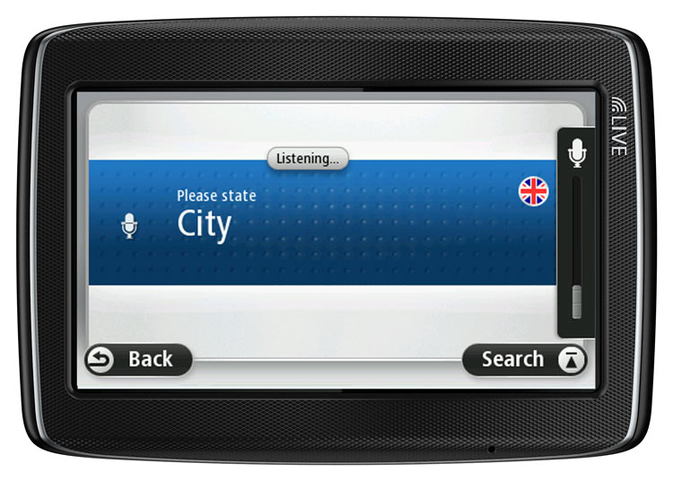 "TomTom GO LIVE 820 4.3"" Sat Nav with Europe Maps (45 ..."