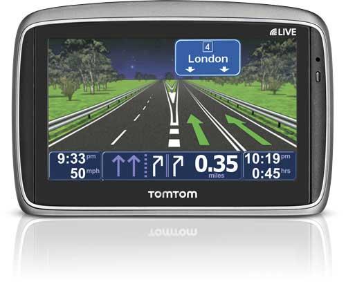 tomtom go 550 live uk roi satellite navigation system. Black Bedroom Furniture Sets. Home Design Ideas