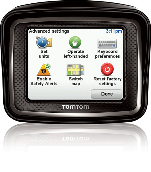 tomtom urban rider europe electronics. Black Bedroom Furniture Sets. Home Design Ideas