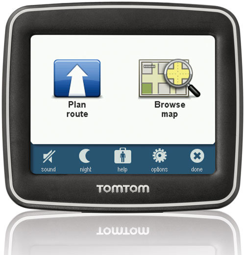 tomtom start classic 3 5 sat nav with uk and western europe maps electronics. Black Bedroom Furniture Sets. Home Design Ideas