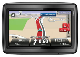 Easier navigation with a large, rich colour Fluid Touch screen and new user interface.