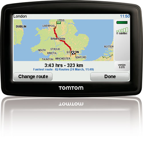 tomtom xl iq routes edition 2 uk and roi refurbished sat. Black Bedroom Furniture Sets. Home Design Ideas