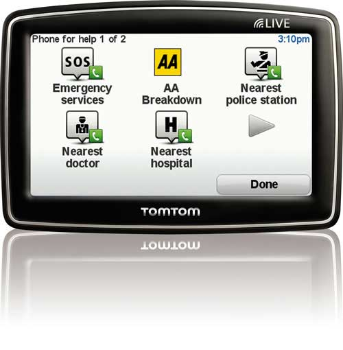 tomtom xl live iq routes edition europe satellite. Black Bedroom Furniture Sets. Home Design Ideas