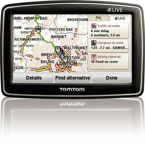 tomtom xl live iq routes edition europe satellite navigation system electronics. Black Bedroom Furniture Sets. Home Design Ideas