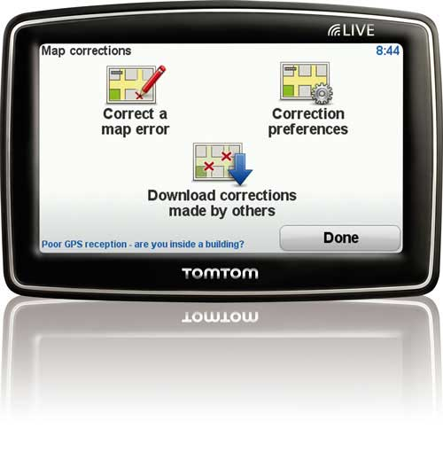 TomTom XL LIVE IQ Routes Edition Europe Satellite Navigation System on