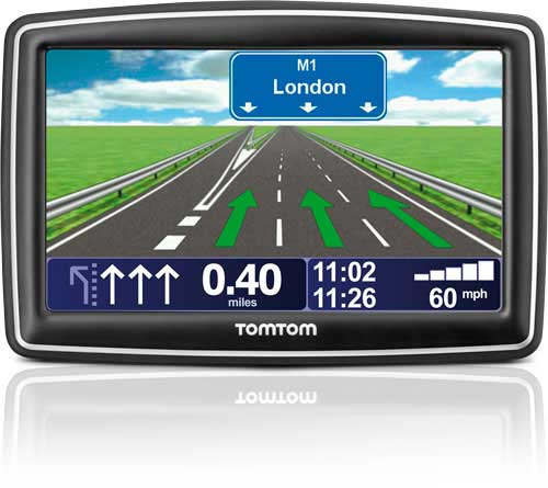 tomtom xxl classic 5 sat nav with western europe maps 22 countries discountinued by. Black Bedroom Furniture Sets. Home Design Ideas