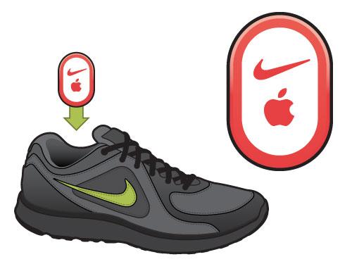 Nike+ SportWatch GPS powered by TomTom - White/Silver
