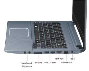 See some of the features of the Toshiba Satellite u940 laptop.