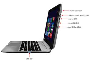 Toshiba Satellite W30T-A Drivers for Windows