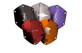 5 Custom Shields