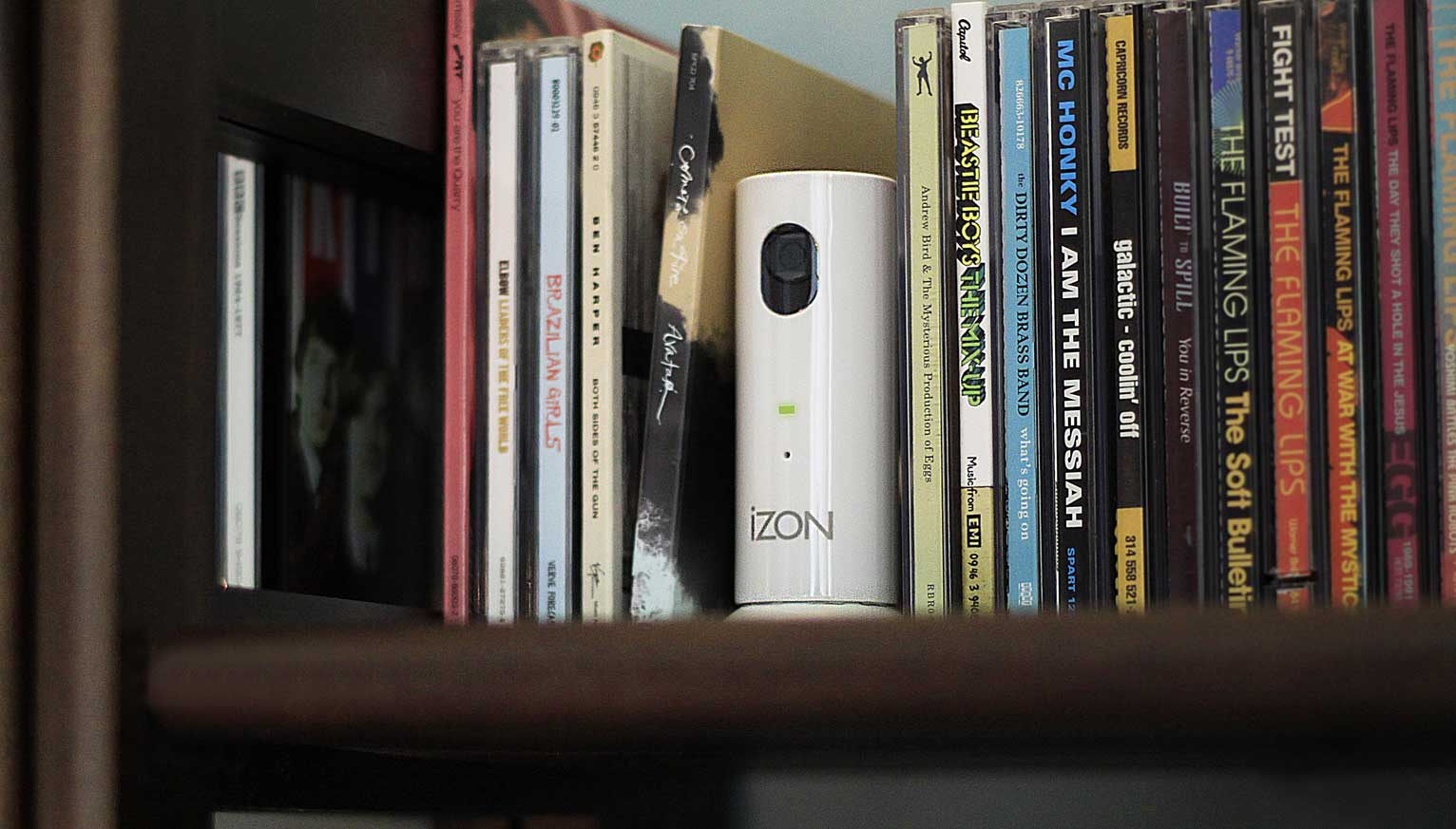 Stem iZON 2.0 WiFi Video Monitor for iPhone, iPad and iPod