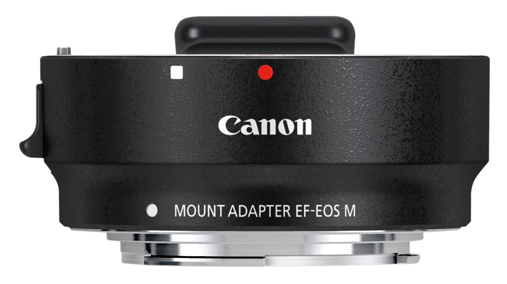 canon 6098b005 mount adapter ef-eos m