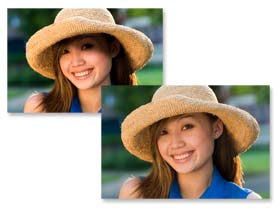 Smart Flash Exposure intelligently adjusts to give just the correct amount of fill.