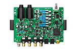 Audiophile-grade components deliver unsurpassed USB audio quality