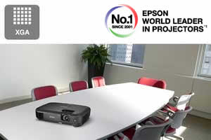 Compact, lightweight, user-friendly XGA projector
