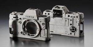 Fujifilm X-T1 Tough design