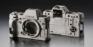Diseño resistente de la Fujifilm X-T1