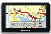 Garmin Nuvi 2370LT: Get traffic alerts along your route