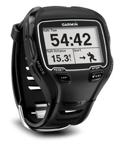 You can use the Forerunner 910XT when running, swimming, or cycling.