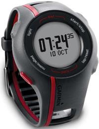 Forerunner110: Wear as a watch