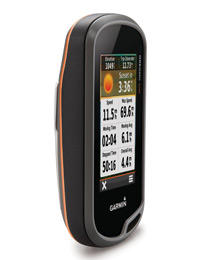 Garmin Oregon 600: Get detailed data