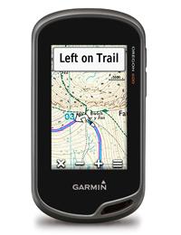 Garmin Oregon 600T: Get OS mapping on your Oregon